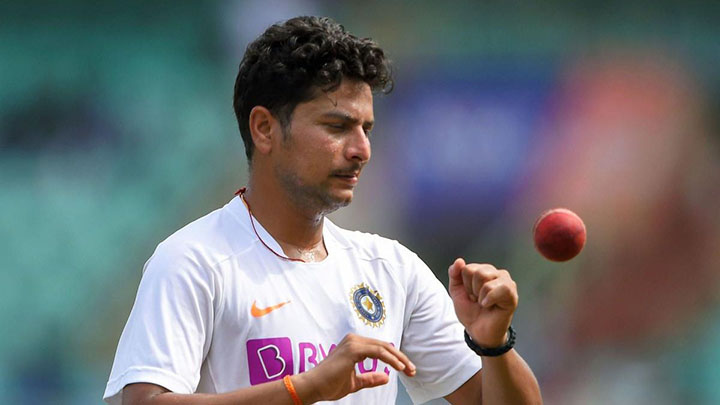 Kuldeep Yadav Indian international cricketer