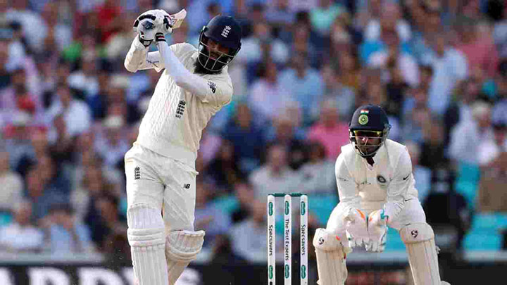 Moeen Ali leaving England's tour to India