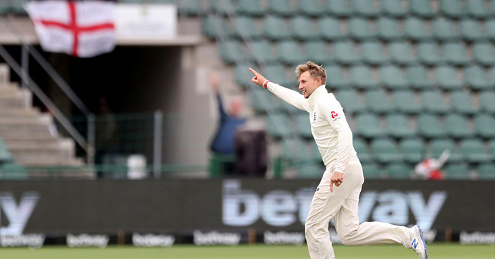 Joe Root, England's premier spinner