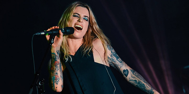 Local artist Gin Wigmore will have her music as the theme for womens 2022 World Cup