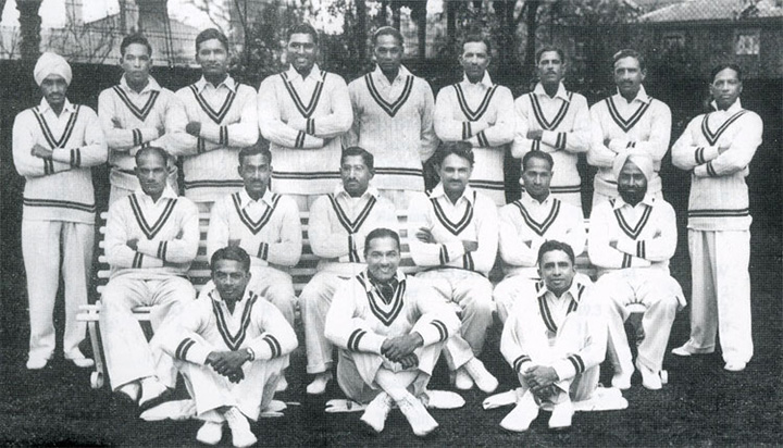 The Indian test team of 1932