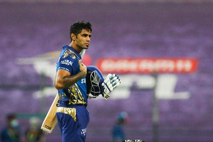 Suryakumar Yadav played a fine international debut