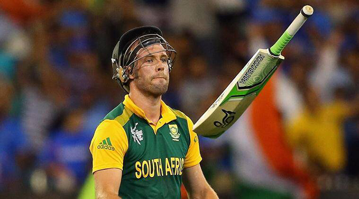 AB de Villiers is knocking on the Proteas door again ahead of the WT20