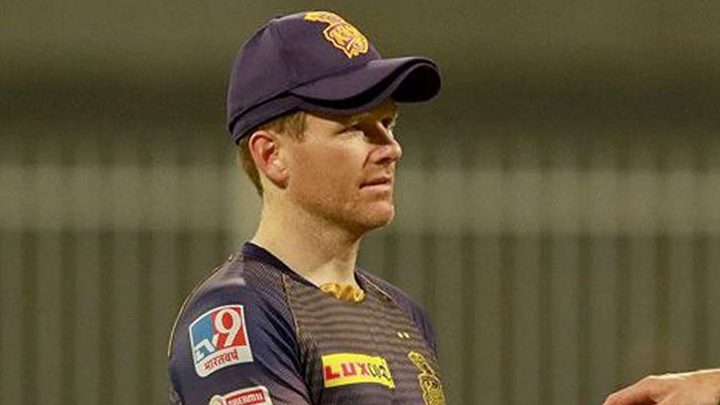 Eoin Morgan the man with two hats