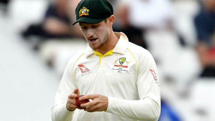 Cameron Bancroft and sandpaper gate resurfaced again thisweekend
