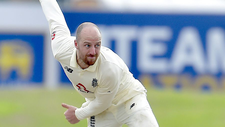 Jack Leach gets the nod in Jason's side