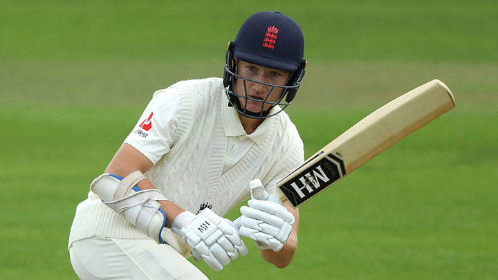 James Bracey could make his Test debut against NZ