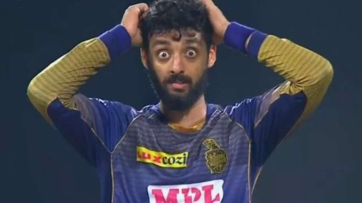 Varun Chakravarthy one of several positive COVID cases to penetrate the IPL bubble