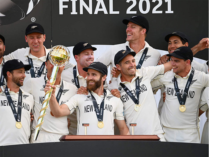 New Zealand ended up worthy winners of the WTC