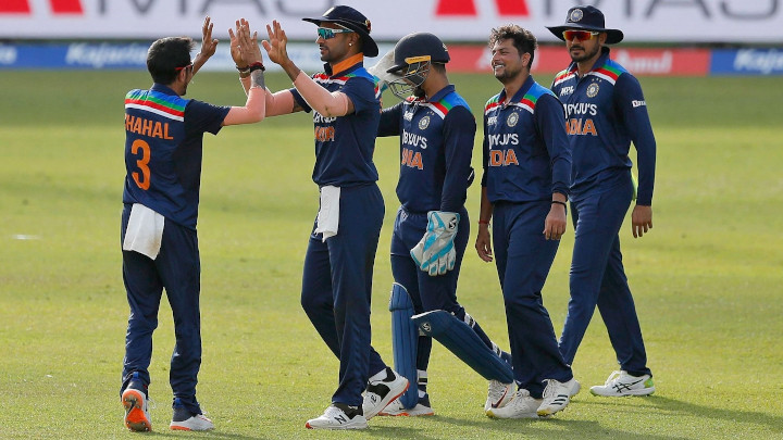 India player's positive result has forced postponement of the second T20I between India and Sri Lanka.