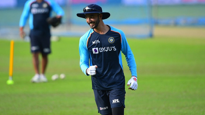 India hand T20I debuts to the young quartet.