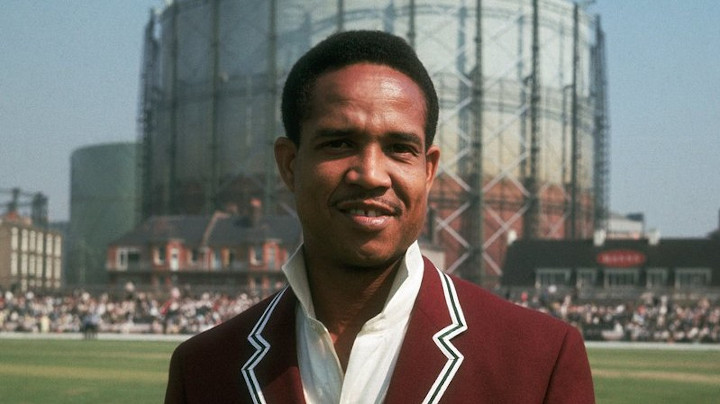 Sir Garfield Sobers gave himself the license to thrill.