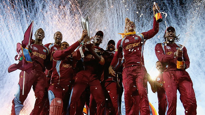 Chris Gayle is an animated character full of life.