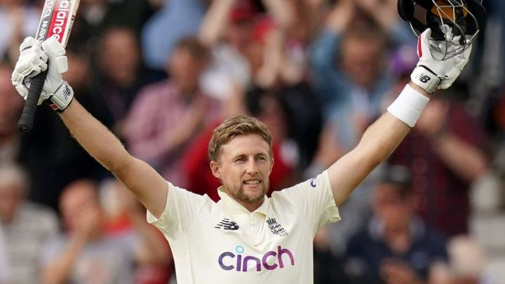 Joe Root bailed England out of choppy waters.