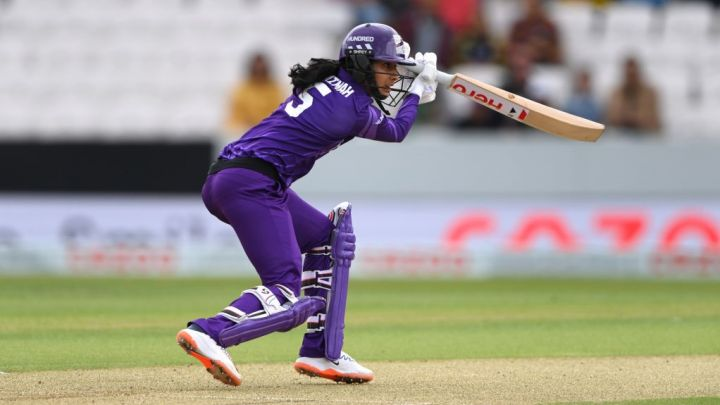 Jemimah Rodrigues extends her rich vein of form.