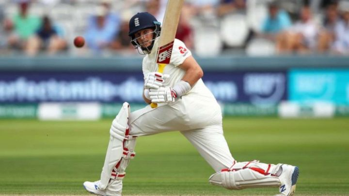 Joe Root is fast approaching a hundred at Trent Bridge.