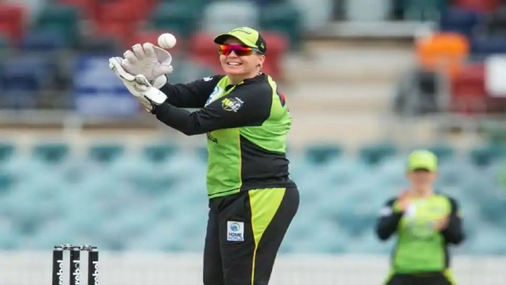 Rachel Priest bagged 3 stumpings in her latest Hundred outing
