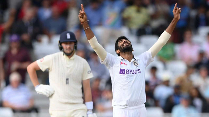 Jasprit Bumrah had the answer to the flat pitch at the Oval