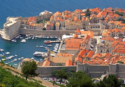 In Dubrovnik thoughts turn to ...