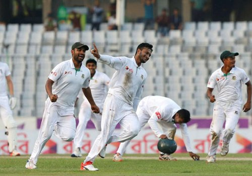 Bangladesh test cricket is in trouble