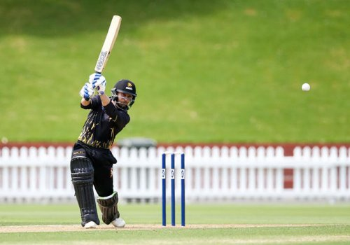 New Zealand cricketer Devon Conway