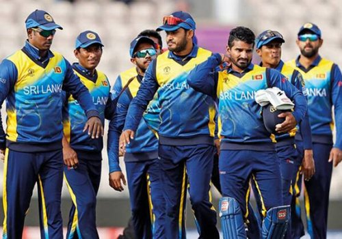 There's troble in Sri Lankan cricket