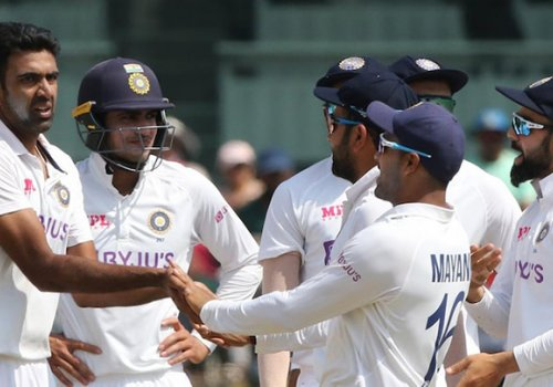 India win the series 3-1