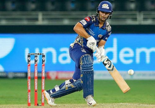 India gave a debut to the spectacular Ishan Kishan