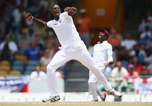 Jason Holder losing the captaincy hasn't effected his bowling