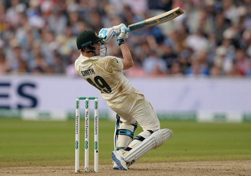 Steve Smith will have a chance to batter Ireland
