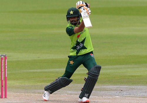 Babar Azam captained Pakistan to a T20 series win in South Africa