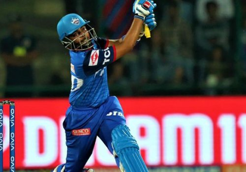 Prithvi Shaw blasted out of the blocks in IPL 2021