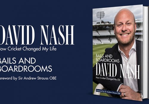 David Nash Bails to Boardrooms available at Ptch Publishing