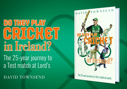 Do they play cricket in Ireland available from Pitch Publishing