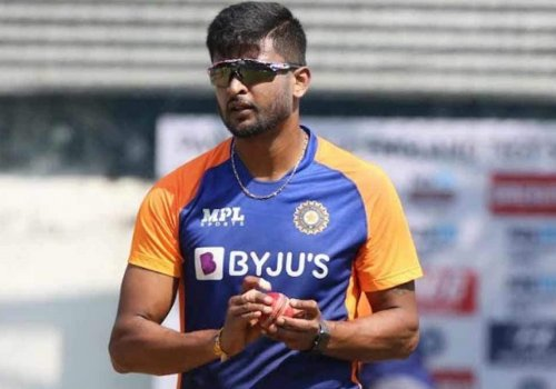 Chahal and Gowtham returned a positive test.