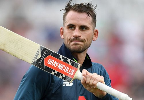 Alex Hales unexplicably left out of the makeshift ODI squad