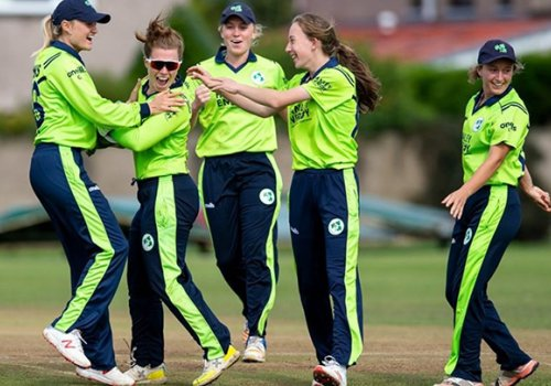 Ireland's womwn pull off a victory against the Netherlands