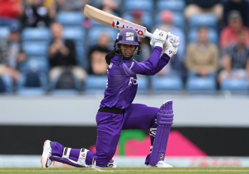 Jemimah Rodrigues' unbeaten 92 turned the game on it's head.