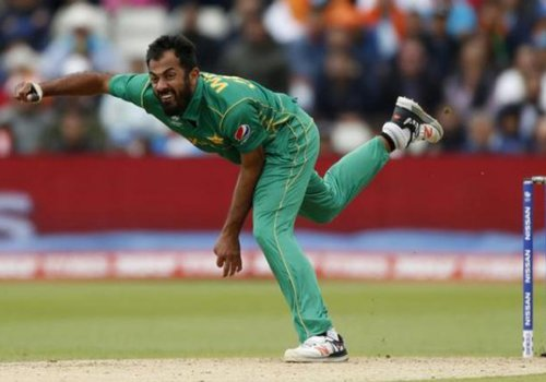 Wahab Riaz left out of the the Pakistan squads for England and West Indies