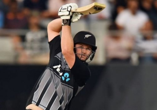 Colin Munro was surprisingly left out of NZ's T20 World Cup squad.