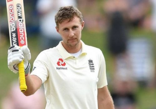 Joe Root is now England's all-time leading run-scorer.
