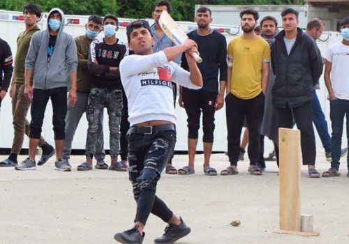 Afghan cricket in London can be a lifeline for refugees